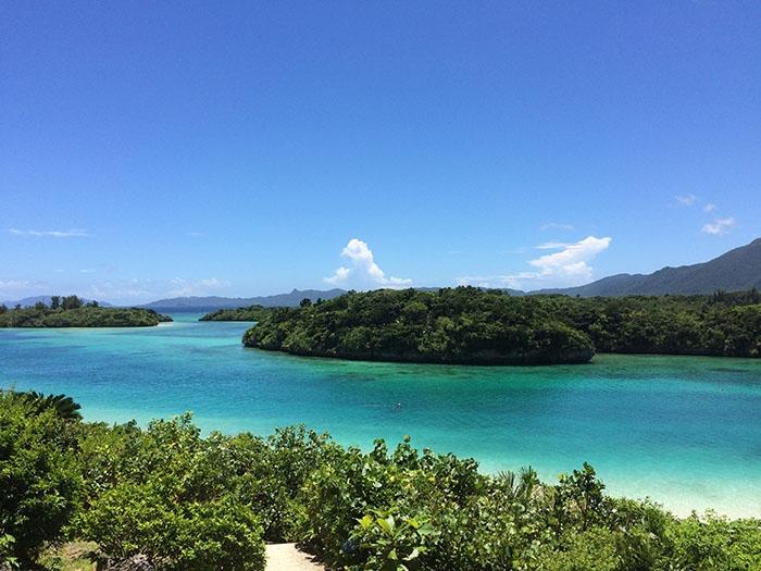 SUPPYで行くミシュランガイド三ツ星日本百景!川平湾クルージングコース写真02