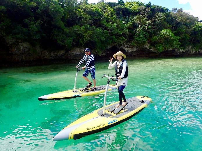 SUPPYで行くミシュランガイド三ツ星日本百景!川平湾クルージングコース写真05