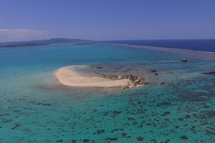 最新のマリンアイテムで幻の島に上陸しよう写真01