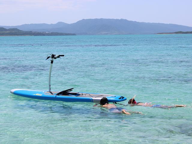 最新のマリンアイテムで幻の島に上陸しよう写真03