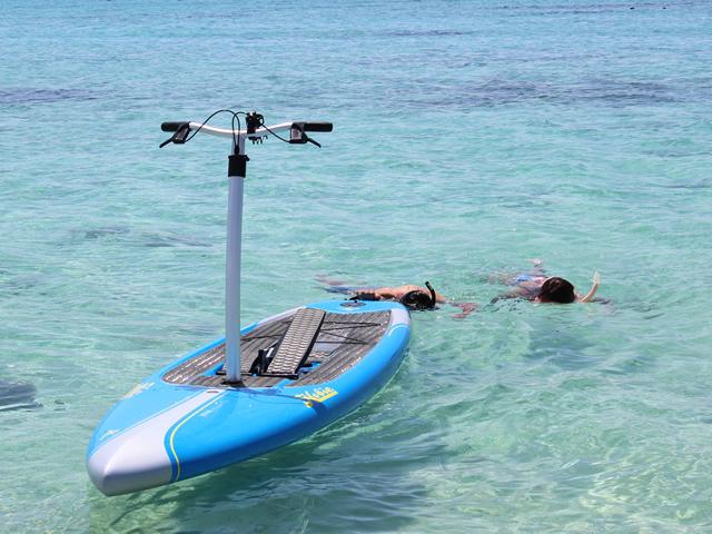 最新のマリンアイテムで幻の島に上陸しよう写真04
