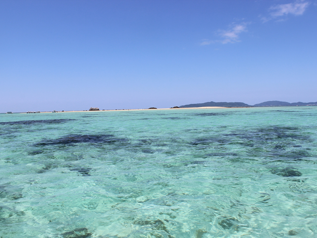 最新のマリンアイテムで幻の島に上陸しよう写真05